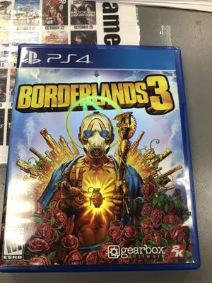 Borderlands 3 for Sale in Houston, TX