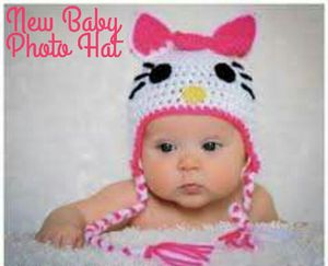 New Baby Toddler Knitted Hats in Plastic Package for Sale in Modesto, CA