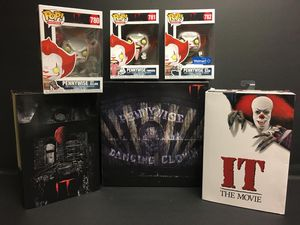 PENNYWISE Figure Acction bundle for Sale in Dallas, TX