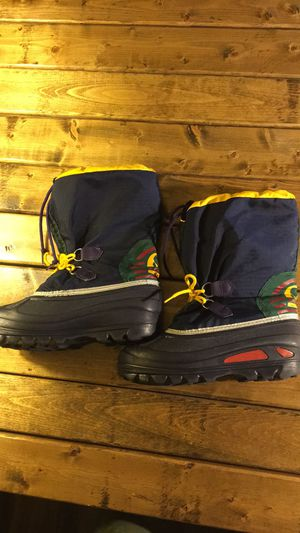 Sorel Kids Snow Boots - Size 5 NEAR PERFECT CONDITION for Sale in Evergreen, CO