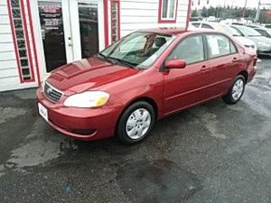 2005 Toyota Corolla for Sale in Lynnwood, WA