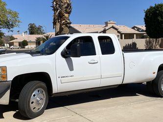 Amazing condition 08 Chevrolet 3500 Dually Duramax Silverado for Sale in Glendale,  AZ