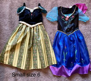 Disney costumes/ dress up outfits for Sale in Fontana, CA