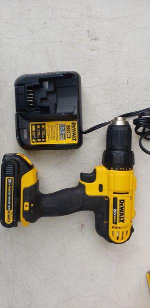 Dewalt 20v drill for Sale in Progreso Lakes, TX