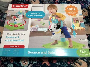 Fisher price - Bounce and Spin puppy for Sale in Los Angeles, CA