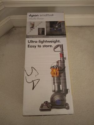 Dyson small ball multifloor vacuum cleaner for Sale in Fairfax, VA