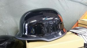 Motorcycle German style helmet DOT approved brand new for Sale in Los Angeles, CA