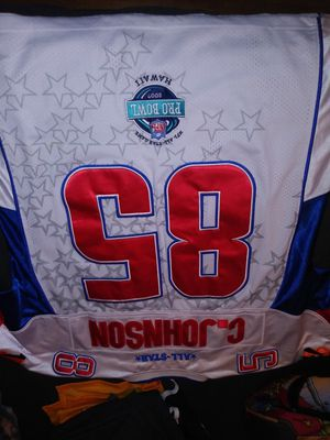 C. JOHNSON JERSEY for Sale in Waterbury, CT