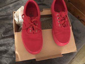 Red/gold Vans for Sale in Ward, AR