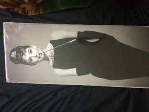 Audrey Hepburn poster for Sale in San Diego, CA
