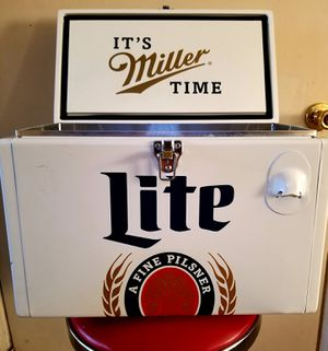 MILLER LITE ICE CHEST for Sale in Downey, CA