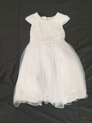 White Toddler Dress for Sale in Buena Park, CA