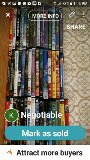 Movies for Sale in New Franklin, MO