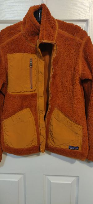 Women's small Patagonia reversable jacket for Sale in Denver, CO