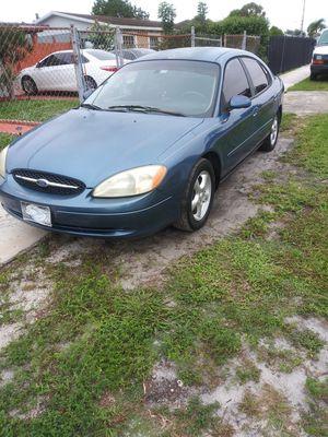 2002 ford Taurus for Sale in Carol City, FL