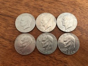 Eisenhower $1 Coins Lot for Sale in Azusa, CA