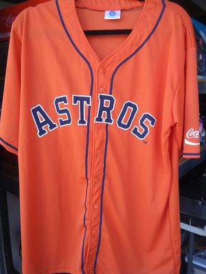 HOUSTON ASTROS SGA JERSEY SALE 8.00!! for Sale in South Gate, CA