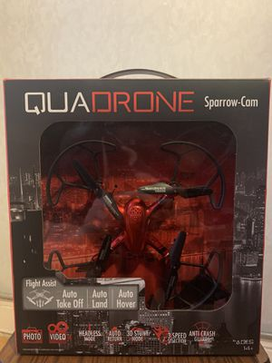 Quadrone Sparrow Cam (Brand New/Unopened) for Sale in Brooklyn, NY