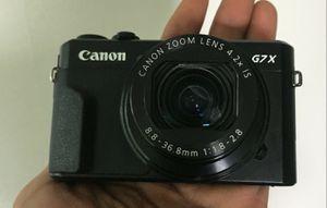 Canon g7x Mark ii for Sale in Brunswick, MD