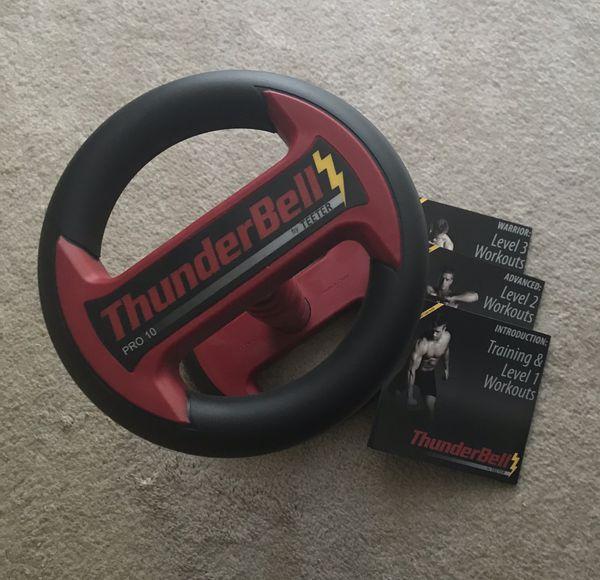 ThunderBell Workout