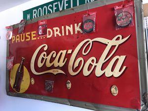 Coca cola antique colecton. for Sale in Oak Lawn, IL