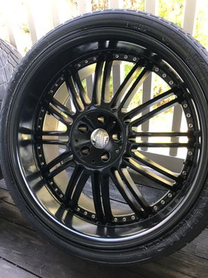 22inch Rims&Tires for Sale in Marietta, GA