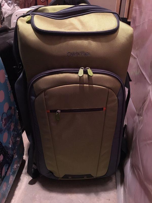 Calvin Klein suitcase
