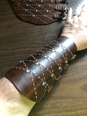 Leather Gauntlets for Sale in Parma Heights, OH