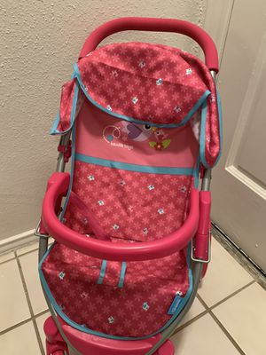 18 inch doll pram for Sale in Houston, TX