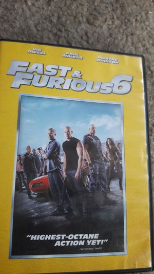 Fast and furious 6 for Sale in Fontana, CA