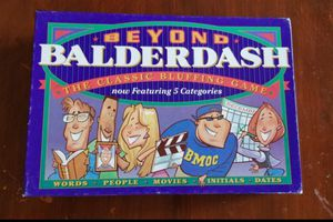 Beyond BALDERDASH board game for Sale in VLG WELLINGTN, FL