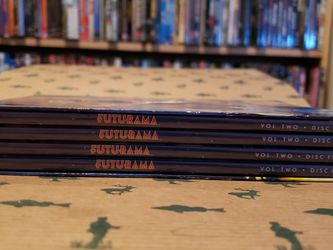Futurama Volume 2 DVDs for Sale in Seabrook,  TX