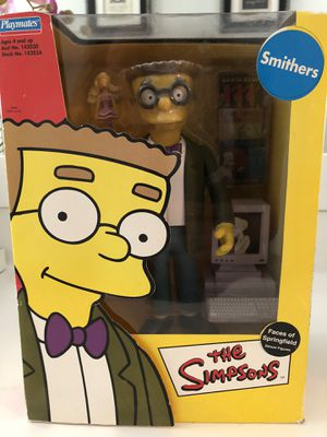 Playmates Toys Simpsons Smithers for Sale in Murrieta, CA