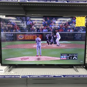 TCL Smart Tv for Sale in Charlotte, NC