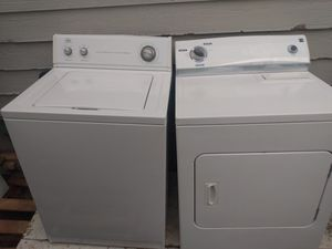 Whasher. Dryer. Good. Condicion. for Sale in Norcross, GA