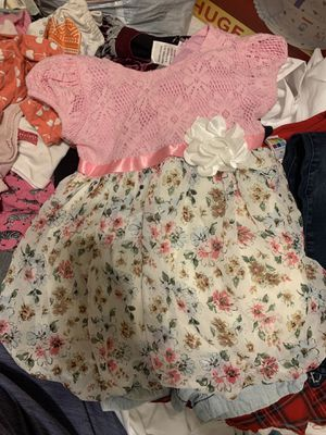 3T Girl clothes - Bag of Clothes - mostly shorts, a dress, some pants and play clothes for Sale in Mesa, AZ