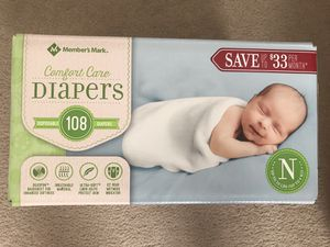 Comfort care diapers for Sale in Imperial, MO