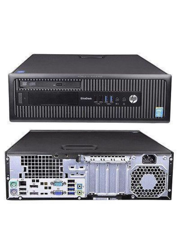 HP DESKTOP ELITEDESK 800 QUAD CORE I7 3.6GHZ 8GB 500GB