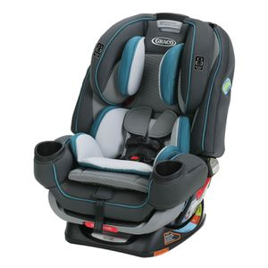 Brand new Graco 4Ever extend2fit car seat ages newborn to 10 years old for Sale in Riverside, CA