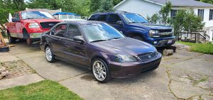 2000 honda civic from Florida only 107k on whole car for Sale in Akron, OH
