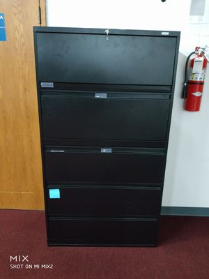 Lateral File Cabinet by Uline for Sale in Redmond, WA