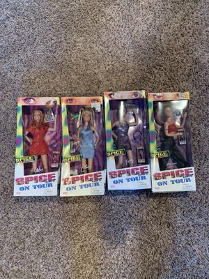 Original Spice Girl Barbie Dolls for Sale in Greensburg, PA