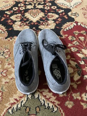 Men's vans sneakers size 9 for Sale in Toms River, NJ