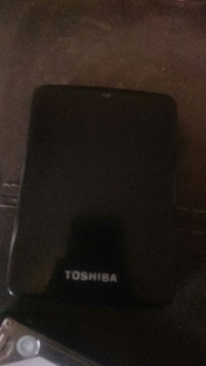 Toshiba 1TB portable hard drive for Sale in Indianapolis, IN
