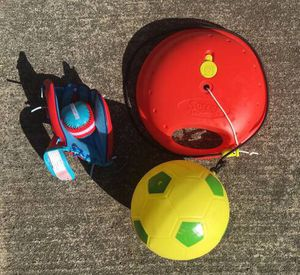 Kids baseball and soccer toys for Sale in Seattle, WA