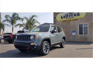 2015 Jeep Renegade for Sale in Atwater, CA