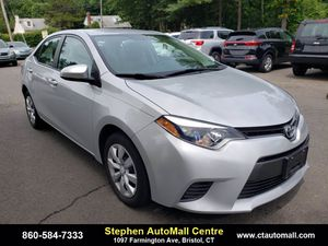 2016 Toyota Corolla for Sale in Bristol, CT
