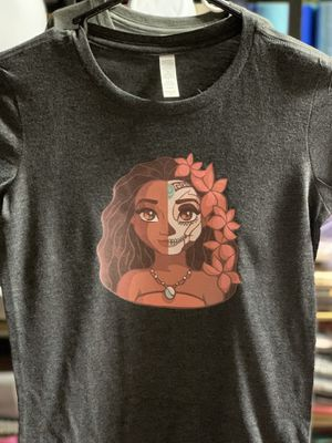 Halloween Moana Shirt for Sale in Santa Ana, CA