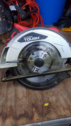 Hyper Tough Circular Skill Saw for Sale in Crocker, MO