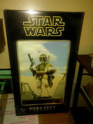Star Wars Gentle Giant BOBA FETT for Sale in Port Orchard, WA
